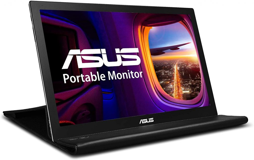 ASUS MB169B+ USB Portable Monitor