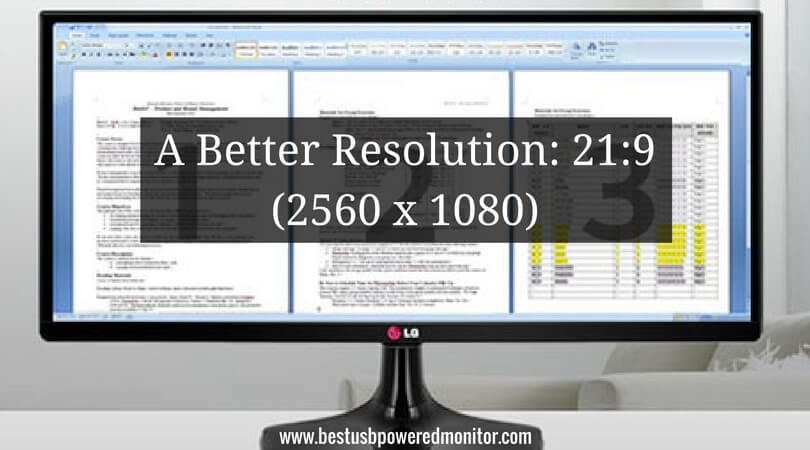 21 9 2560 x 1080 a better resolution for gaming best usb