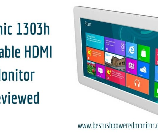 Gechic 1303h Portable HDMI Monitor Reviewed
