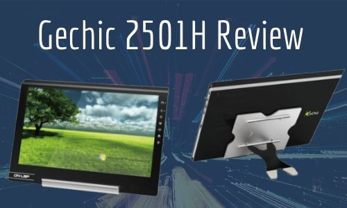 Gechic 2501H Review