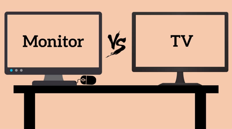 TV Vs Monitor For PC Archives