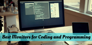 Best Monitors for Coding and Programming