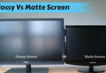 Glossy Vs Matte Screen