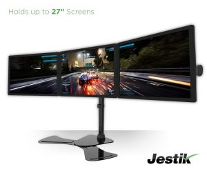 Jestik Arc Triple Monitor Stand