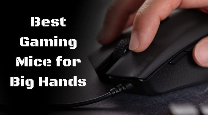 Best Gaming Mice for Big Hands