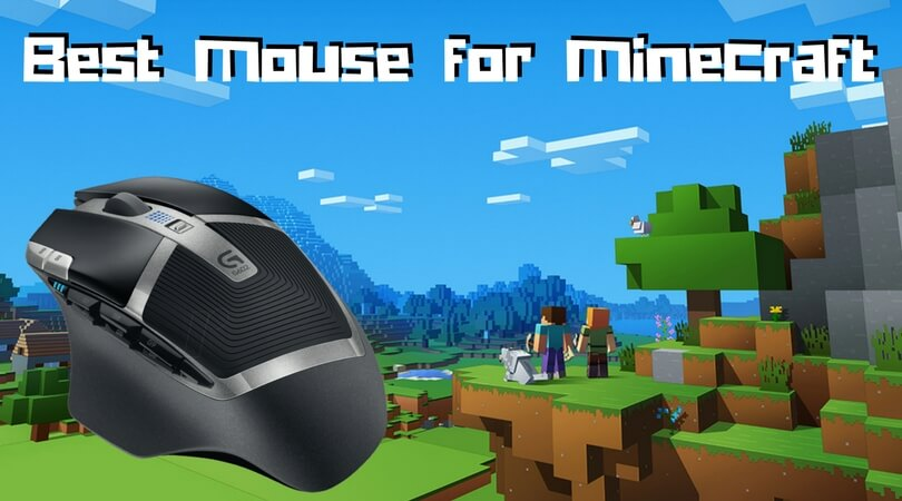 Best Mouse for Minecraft: Top Gaming Mouse Reviews of 2019