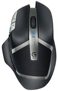 G602 Logitech Lag-Free Wireless Gaming Mouse