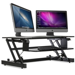 CASIII Adjustable Stand Desk Riser
