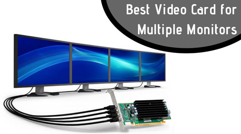 Best Video Card for Multiple Monitors | Select Graphics