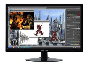 Sceptre E225W 22 Inch Full HD Monitor