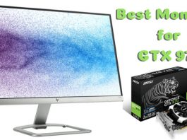 Best Monitor for GTX 970