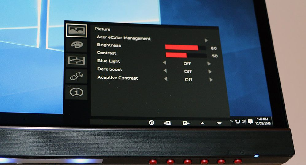 How to adjust brightness on Acer monitor – Change the display settings