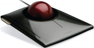 Kensington SlimBlade Trackball Mouse for Audio Editing