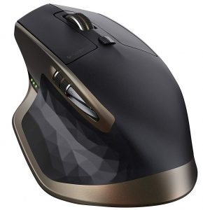 Logitech MX Master Wireless Mouse for Audio Editing
