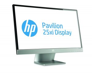 HP Pavilion 25xi LED-Lit Monitor