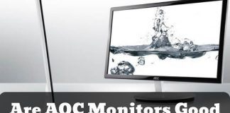 Are AOC Monitors Good (1)