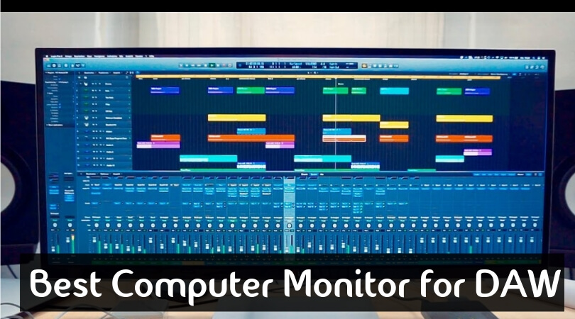 Best Computer Monitor For DAW - Music Production Monitor of 2019