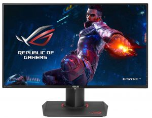 ASUS ROG Swift PG279QZ 27_ WQHD 1440P IPS G-Sync Gaming Monitor