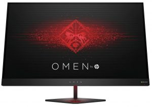 OMEN 27 Gaming QHD Monitor by HP