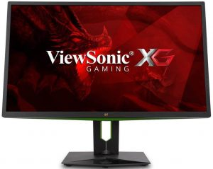 ViewSonic XG2760 G-Sync Gaming Monitor with DP for eSport