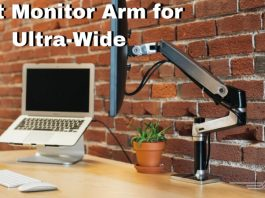 Best monitor arm for ultra-wide