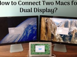 How to Connect Two Macs for Dual Display