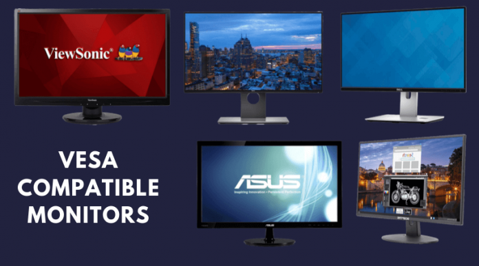 VESA Compatible Monitors