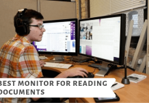 Best monitor for reading documents – Which monitors provide the best text clarity?