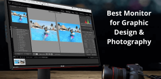 Best Monitor for Graphic Design & Photography: Your Creative Bestie (2019)