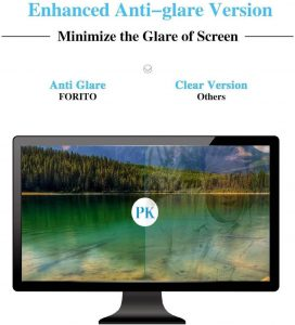 Anti-glare Matte Screen Protector Compatible with all Brands – Forito